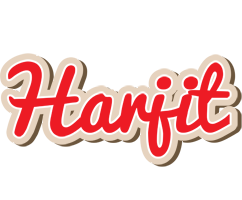 Harjit chocolate logo