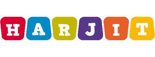 Harjit daycare logo