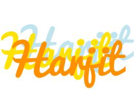Harjit energy logo