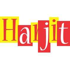 Harjit errors logo