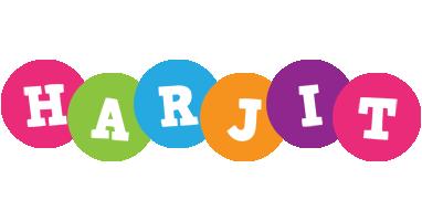 Harjit friends logo