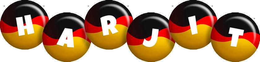 Harjit german logo