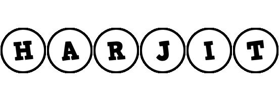 Harjit handy logo