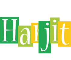 Harjit lemonade logo