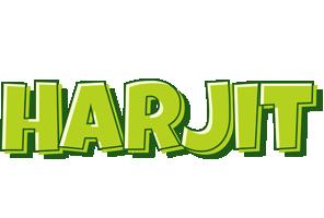 Harjit summer logo