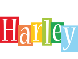 Harley colors logo