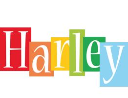 Harley colors logo