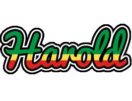 Harold african logo