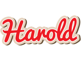 Harold chocolate logo