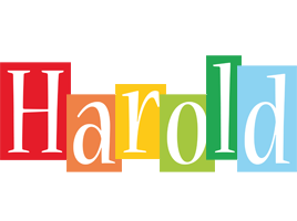 Harold colors logo