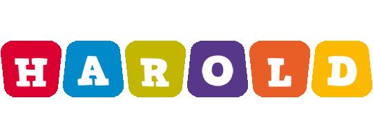Harold daycare logo
