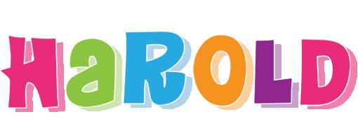 Harold friday logo