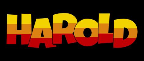 Harold jungle logo