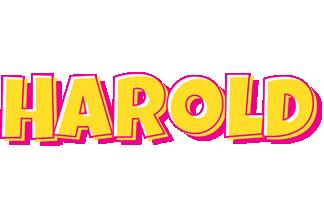 Harold kaboom logo
