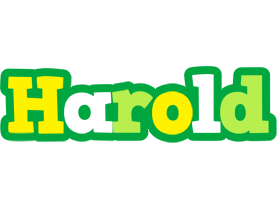 Harold soccer logo