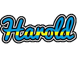 Harold sweden logo