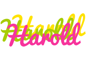Harold sweets logo