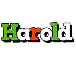 Harold venezia logo