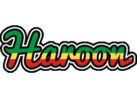Haroon african logo
