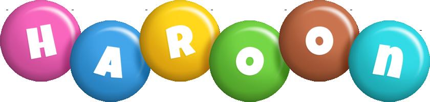 Haroon candy logo
