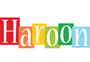 Haroon colors logo