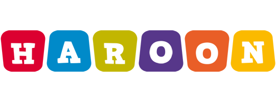Haroon daycare logo