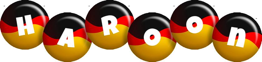 Haroon german logo
