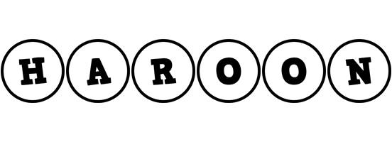 Haroon handy logo