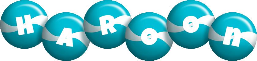 Haroon messi logo