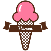 Haroon premium logo