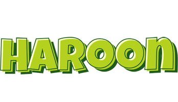 Haroon summer logo