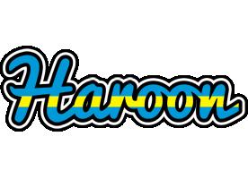 Haroon sweden logo