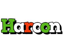 Haroon venezia logo