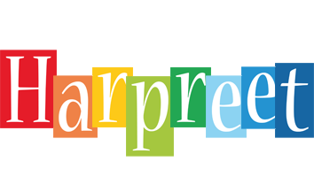 Harpreet colors logo
