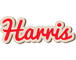 Harris chocolate logo