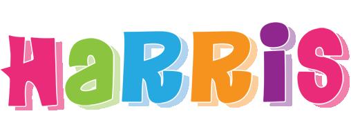 Harris friday logo