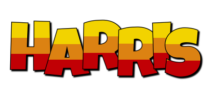 Harris jungle logo