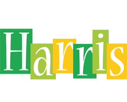 Harris lemonade logo
