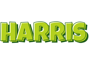 Harris summer logo