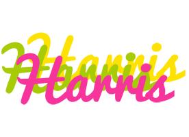 Harris sweets logo