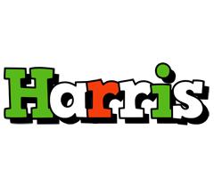 Harris venezia logo