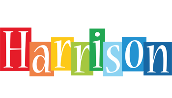 Harrison colors logo