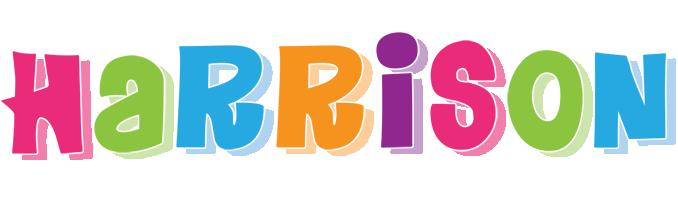 Harrison friday logo