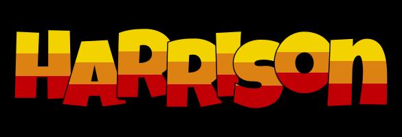 Harrison jungle logo