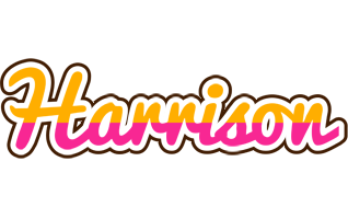 Harrison smoothie logo
