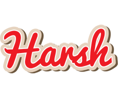 Harsh chocolate logo