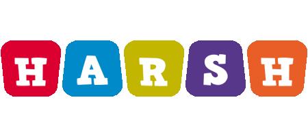 Harsh daycare logo