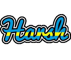 Harsh sweden logo
