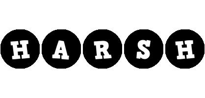 Harsh tools logo
