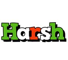 Harsh venezia logo